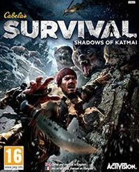 Okładka Cabela's Survival: Shadows of Katmai (X360)