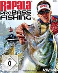 Game Box for Rapala Pro Bass Fishing (WiiU)