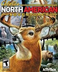 Game Box for Cabela's North American Adventures (PS2)