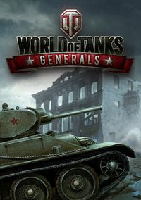 World of Tanks Generals cover