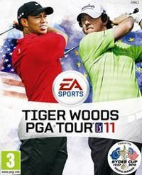 Okładka Tiger Woods PGA Tour 11 (PS3)