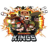 Game Box for Mercenary Kings (PC)