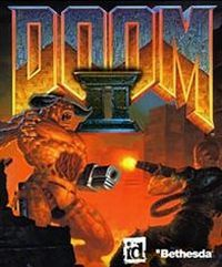 Game Box for Doom II: Hell on Earth (PC)