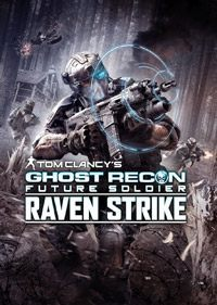 Okładka Tom Clancy's Ghost Recon: Future Soldier - Raven Strike (PC)