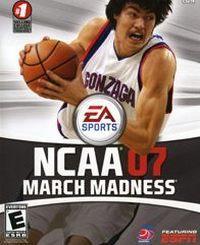 Okładka NCAA March Madness 07 (X360)