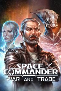 Okładka Space Commander: War and Trade (Switch)