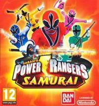 Okładka Power Rangers Samurai (Wii)