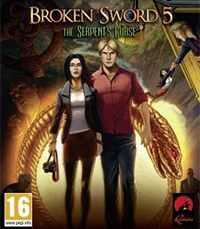 Okładka Broken Sword 5: The Serpent's Curse (PC)