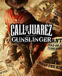 Okładka Call of Juarez: Gunslinger (PC)