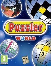 Puzzler World (NDS cover