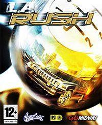 Okładka L.A. Rush (PC)