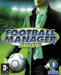 Game Box for Worldwide Soccer Manager 2007 (PC)