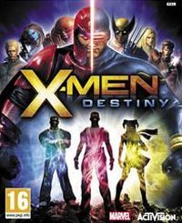 Okładka X-Men: Destiny (PS3)
