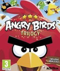 Okładka Angry Birds Trilogy (X360)
