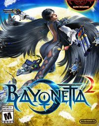 Game Box for Bayonetta 2 (WiiU)