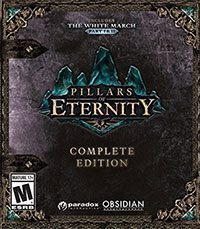 Game Box for Pillars of Eternity (Switch)