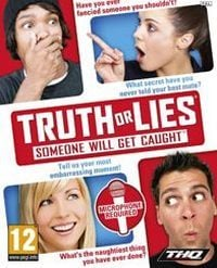Okładka Truth or Lies (X360)