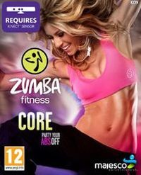 Game Box for Zumba Fitness Core (X360)