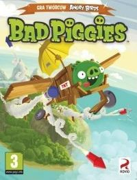 Okładka Bad Piggies (PC)