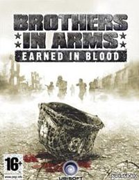 Okładka Brothers in Arms: Earned in Blood (PC)