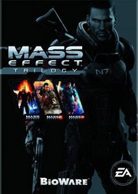 Game Box for Mass Effect Trilogy (PC)