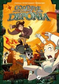 Game Box for Chaos on Deponia (PC)