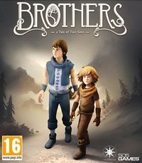 Okładka Brothers: A Tale of Two Sons (PC)