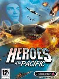 Okładka Heroes of the Pacific (PC)