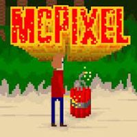Okładka McPixel (PC)