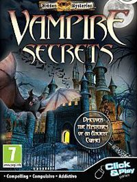 Okładka Hidden Mysteries: Vampire Secrets (PC)
