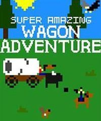 Okładka Super Amazing Wagon Adventure (X360)
