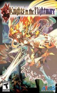Okładka Knights in the Nightmare (PSP)