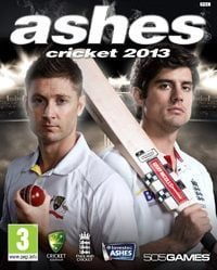 Okładka Ashes Cricket 2013 (PC)