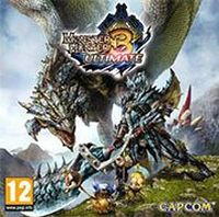 Okładka Monster Hunter 3 Ultimate (3DS)