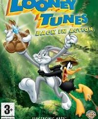 Okładka Looney Tunes: Back in Action (PS2)