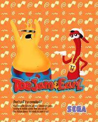 Okładka ToeJam & Earl (PS3)