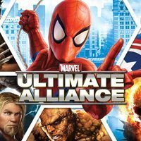 Game Box for Marvel: Ultimate Alliance (PC)
