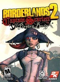 Okładka Borderlands 2: Captain Scarlett and Her Pirate's Booty (PC)