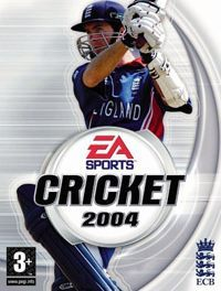 Game Box for Cricket 2004 (PS2)