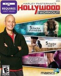 Okładka Harley Pasternak's Hollywood Workout (Wii)