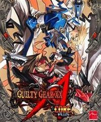 Guilty Gear XX Accent Core Plus R cover