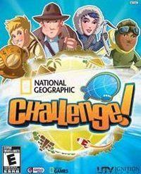 Okładka National Geographic Challenge! (PS3)