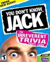 Game Box for You don't know Jack (PC)