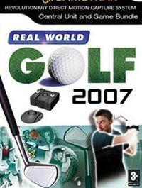 Game Box for Real World Golf 2007 (PS2)