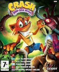 Game Box for Crash Bandicoot: Mind over Mutant (PSP)