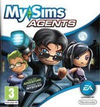 Okładka MySims Agents (NDS)