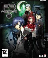Game Box for Shin Megami Tensei: Persona 3 Portable (PSP)
