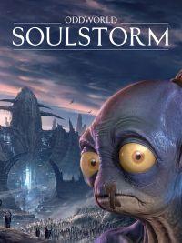 Oddworld: Soulstorm (PC cover