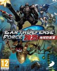 Okładka Earth Defense Force 2025 (X360)