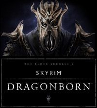 Game Box for The Elder Scrolls V: Skyrim - Dragonborn (X360)